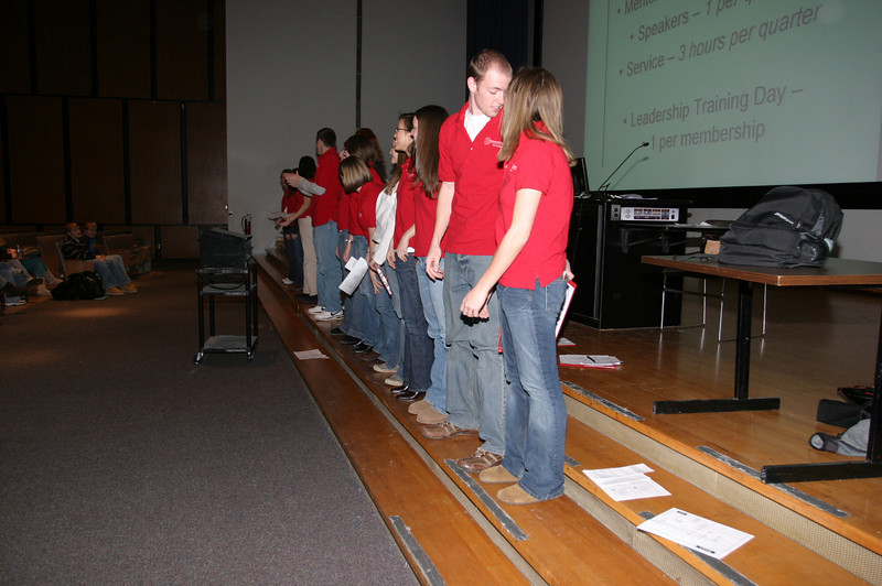 2008 Buckeye Leadership Society