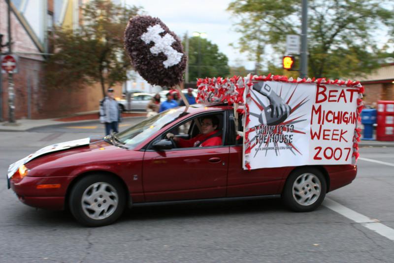 2007 Homecoming Parade