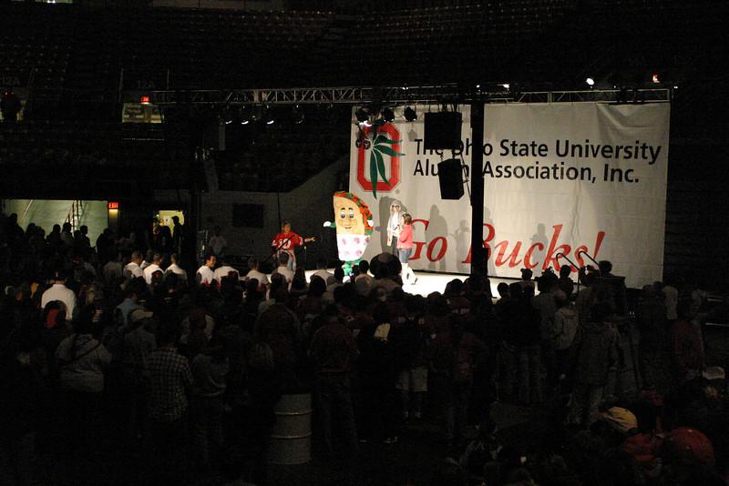 2007 Homecoming Pep Rally