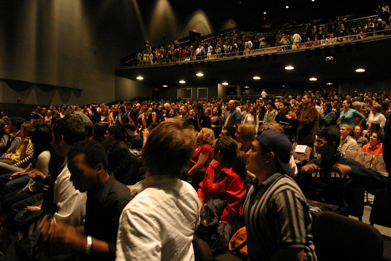 2007 Homecoming Rigoberta Menchu Lecture