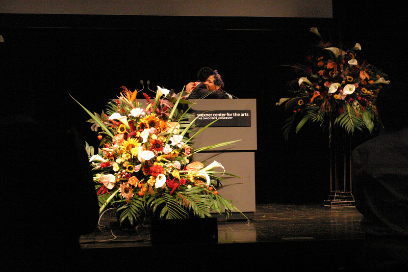 2007 Homecoming Rigoberta Menchu Lecture