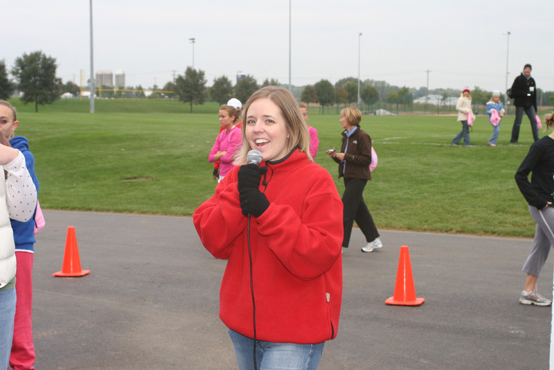 2007 Homecoming Stefanie Spielman 5K