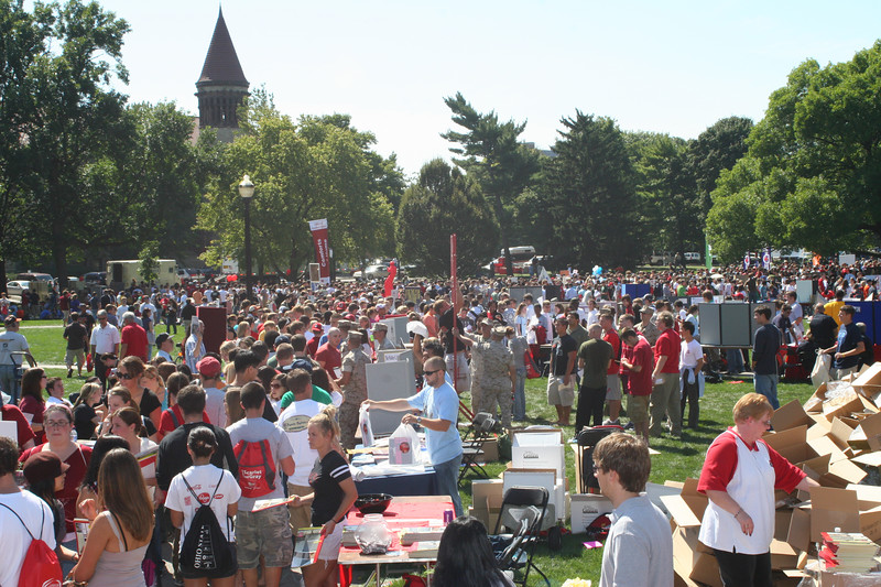 2007 Student Involvement Fair