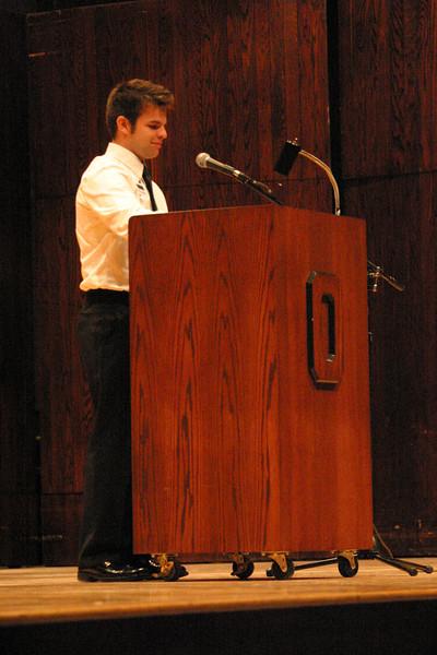 2007 Buckeye Welcome