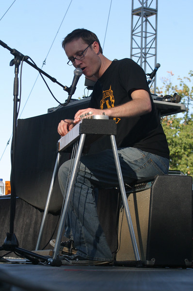 2007 OUAB Welcome Week Concert