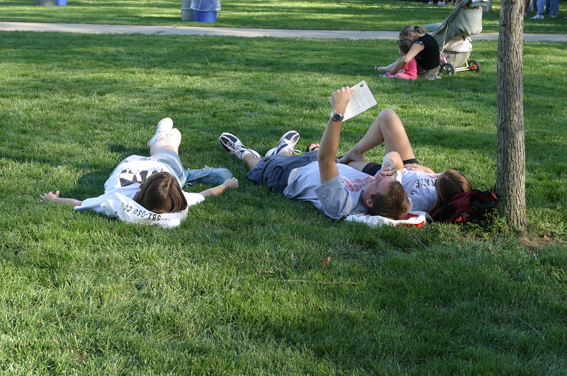 2007 Welcome Week Picnic with the Buckeyes