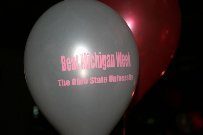 2007 Beat Michigan Blaze the Blue