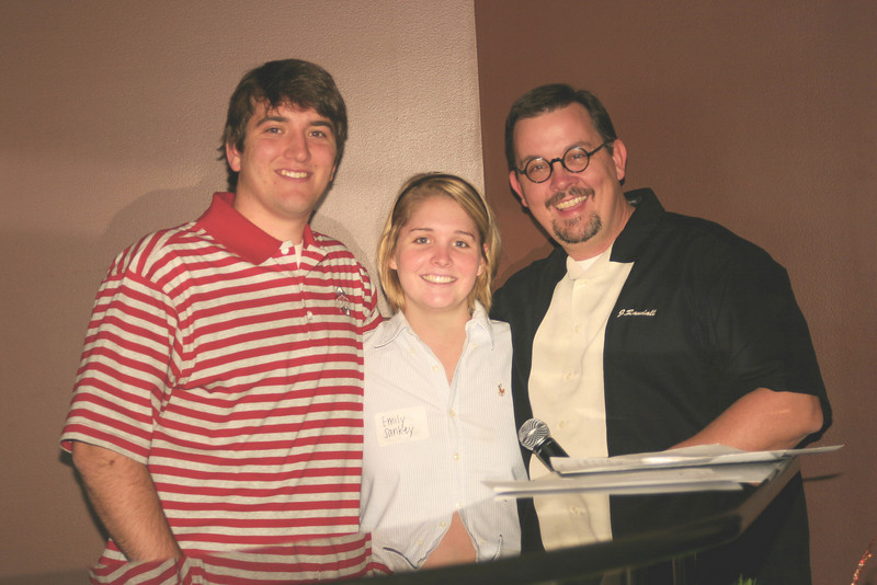 2007  Buckeyes, Bowling and Bowties: Dr. Gee, alumni and students in Cleveland