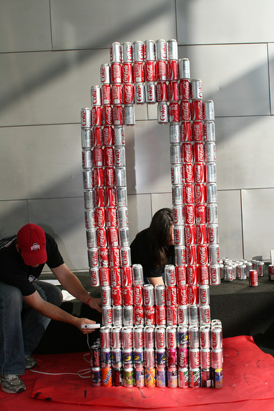 2007 Building a Tradition, One Can at a Time