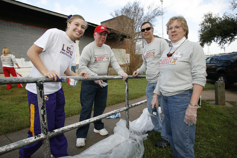 2008 New Orleans Service Event for BCS Championship