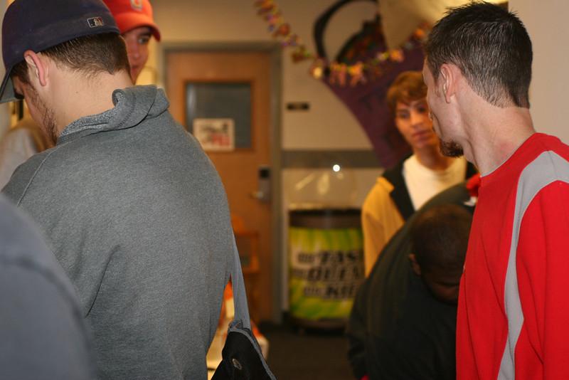 2007 Student Organization Halloween Meet Your Neighbor Party