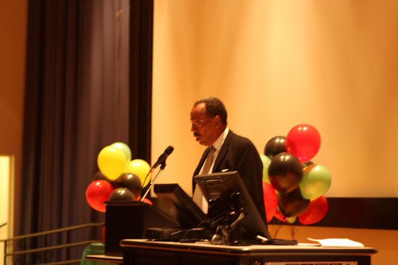 2009 African American Farewell Graduation Celebration