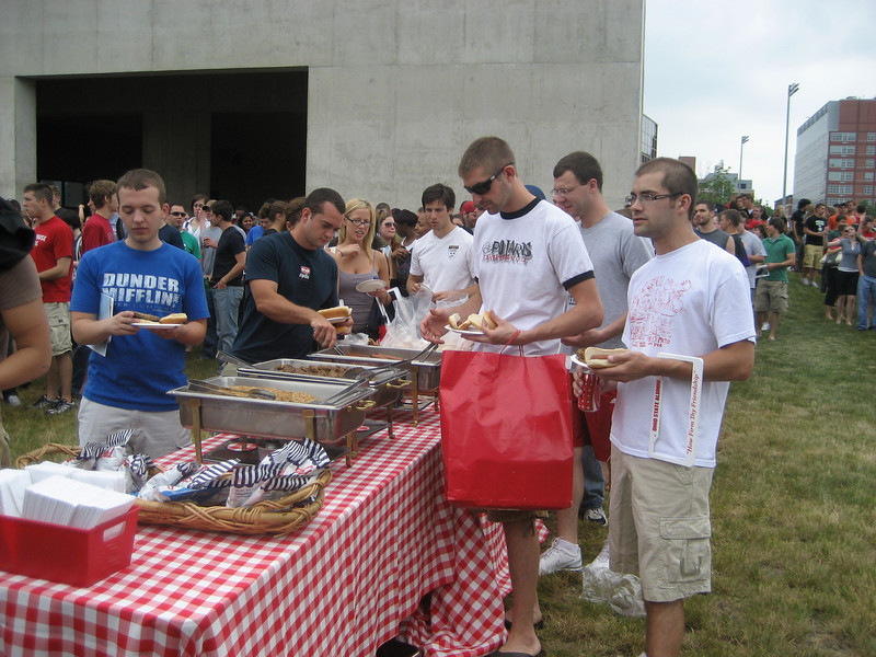 2009 Time and Change Tailgate