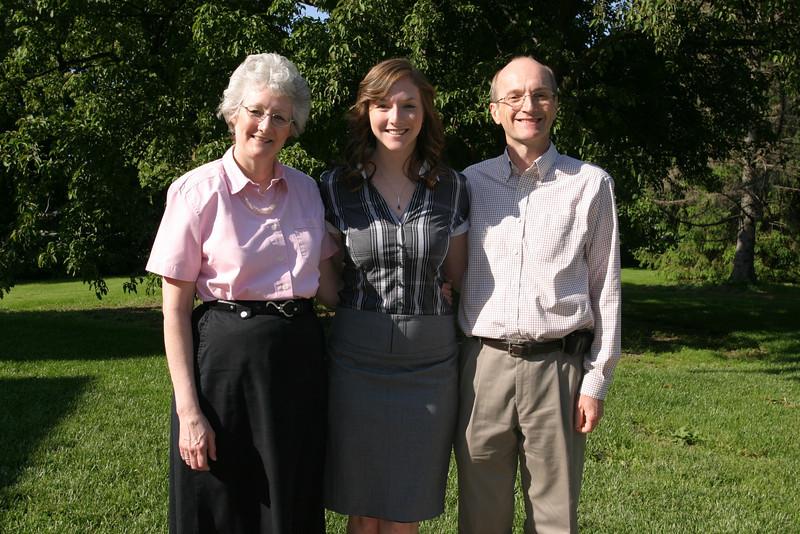 2009 Outstanding Seniors