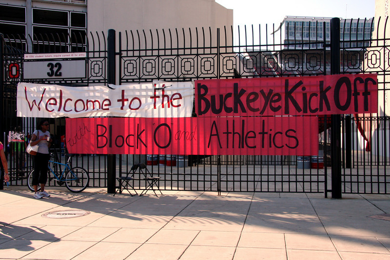 2008 Buckeye Kickoff and Block O Meeting