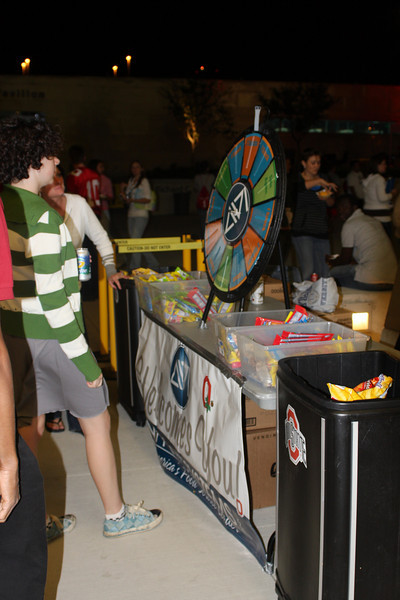 2008 Welcome Week Late Night at the RPAC