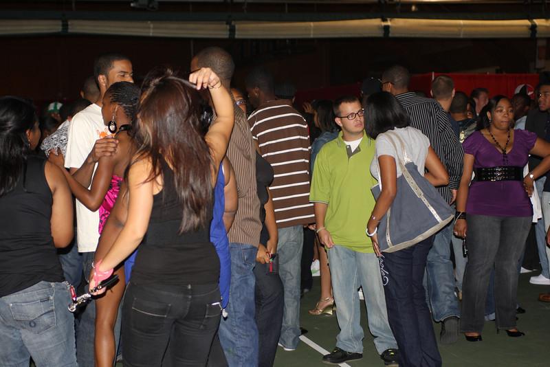 2008 Welcome Week NPHC Icebreaker