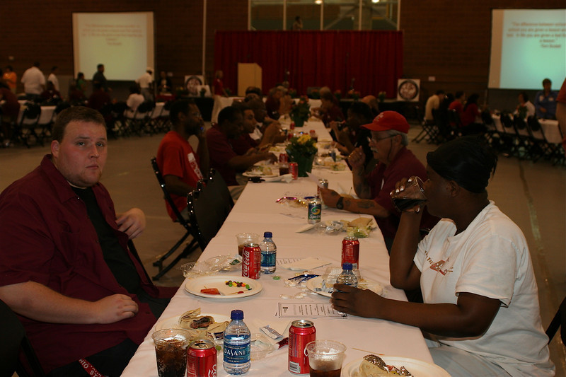 2008 Student Life Kick-off Event