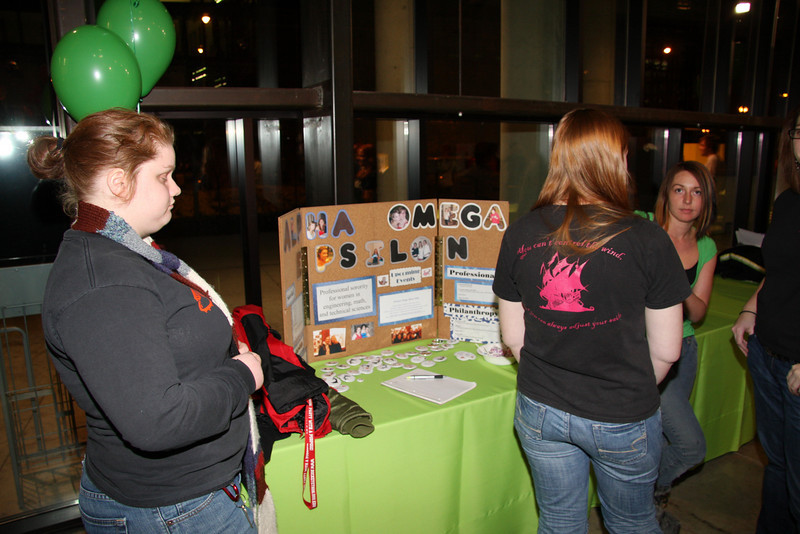2009 Winter Involvement Fair