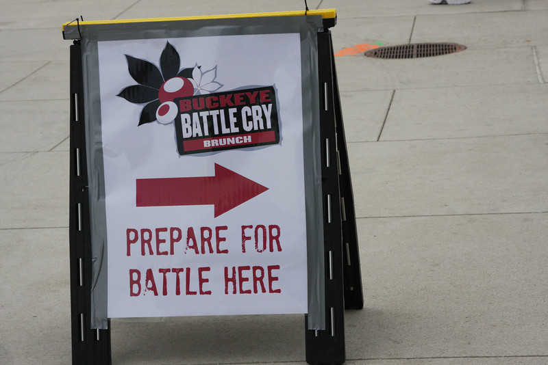 2008 Buckeye Battle Cry Brunch