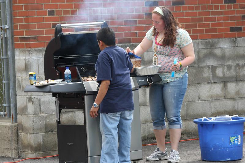 2009 Cinco de Mayo BBQ