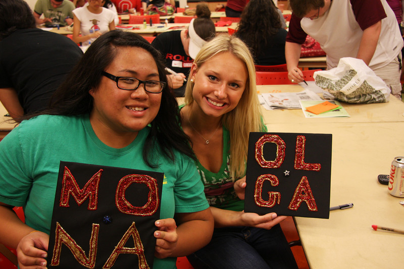 2010 Decorate your Mortar Board