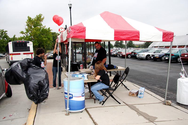 2009 Welcome Week Campus Locators