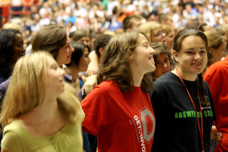 2009 Welcome Week Convocation