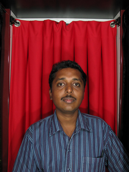 2009 Student Involvement Fair Photo Booth