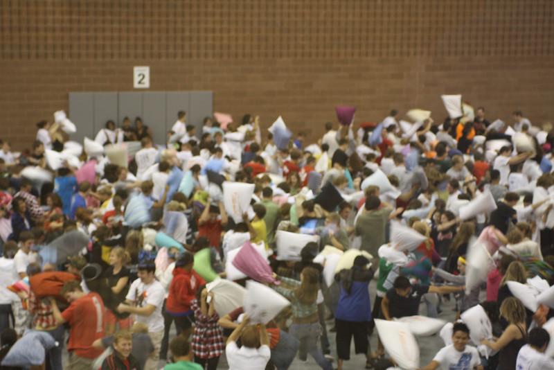 2009 Pillow Fight