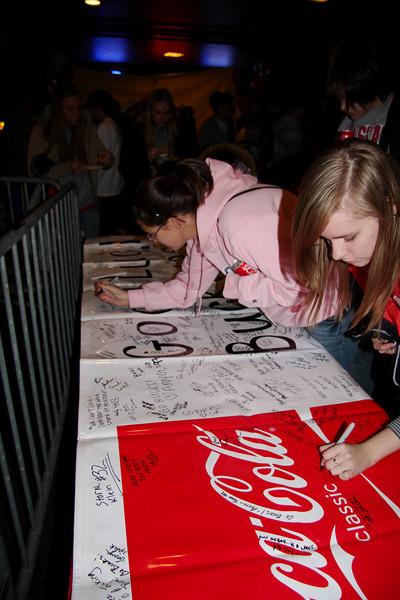 2009 Beat Michigan Week Pep Rally