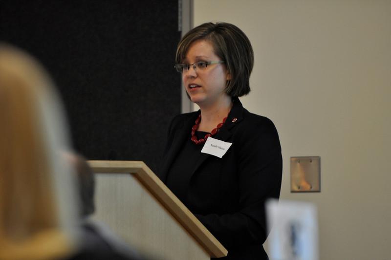 2010 Fisher Student-Alumni Speed Networking