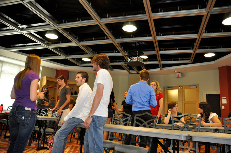 2010 Ohio Union Television Member Retreat