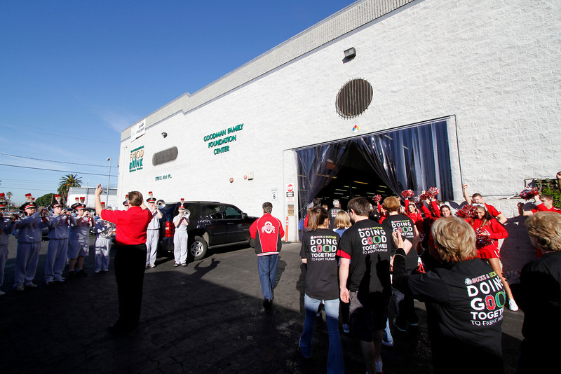 2009 Rose Bowl Service Project