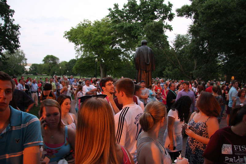 2011 Spring Candlelight Ceremony
