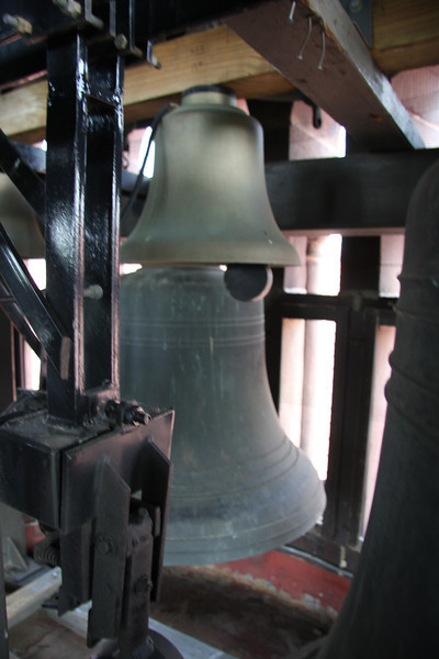 2011 Orton Bell Tower Tour