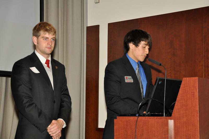 2010 Drake Student Leader Awards