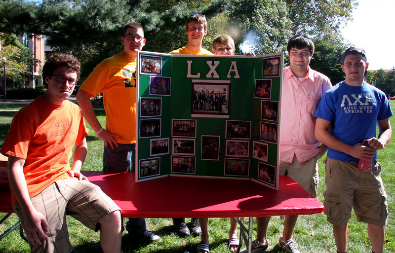 2010 Autumn Student Involvement Fair