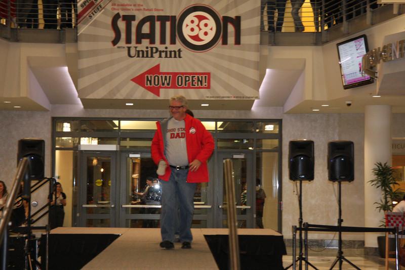 2010 Beat Michigan Fashion Show and Pep Rally