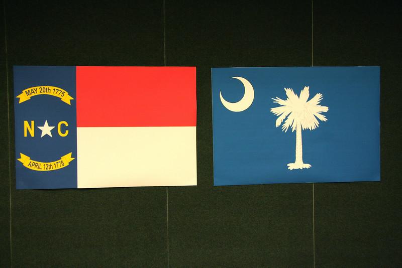 2010 State Tour: The Carolinas