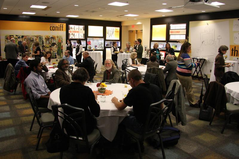 2010 Student Organization Advisor Dinner