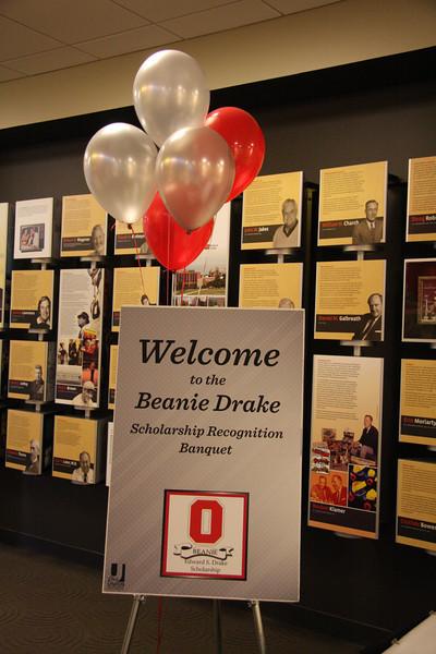 2011 Drake Scholarship Banquet Awards