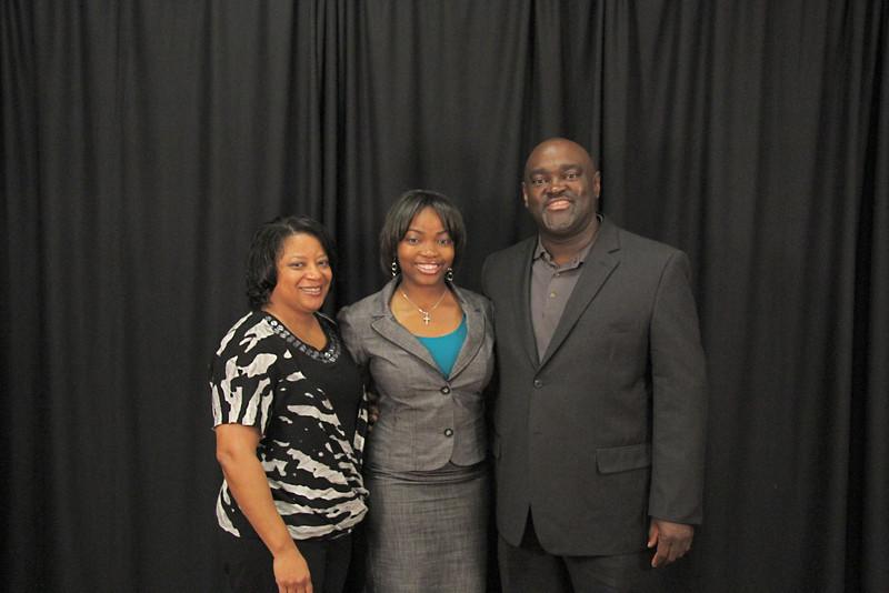 2012 Outstanding Senior Leadership Awards Banquet