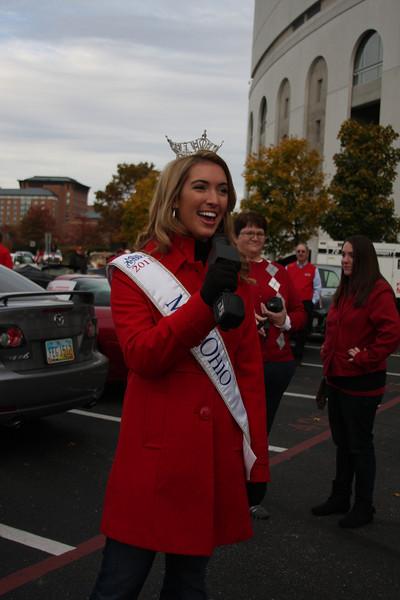 2011 Homecoming Parade
