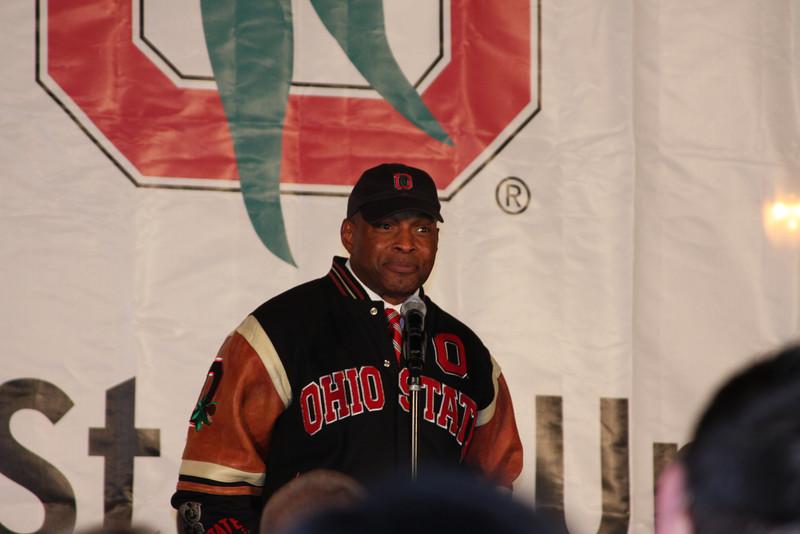 2011 Homecoming Pep Rally