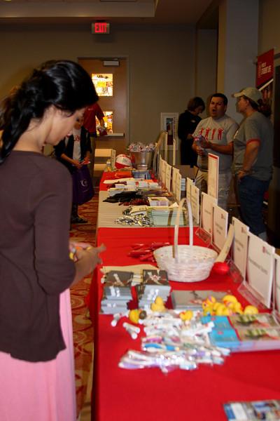 2011 Autumn Student Involvement Fair