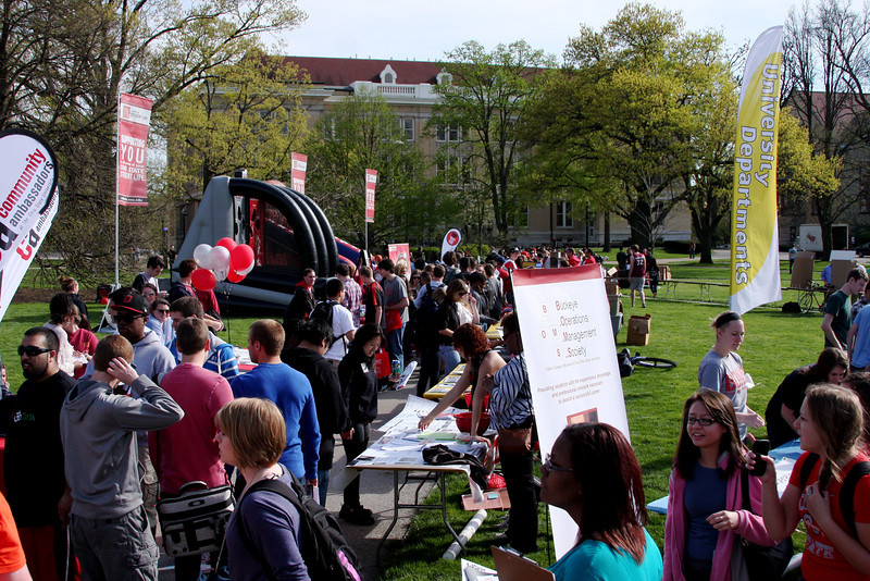 2012 Spring Involvement Fair