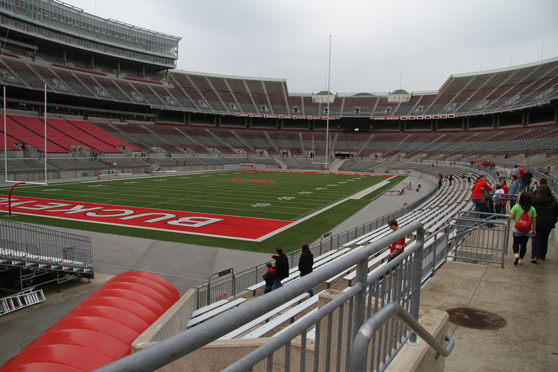 2012 Student Saturday in the Shoe