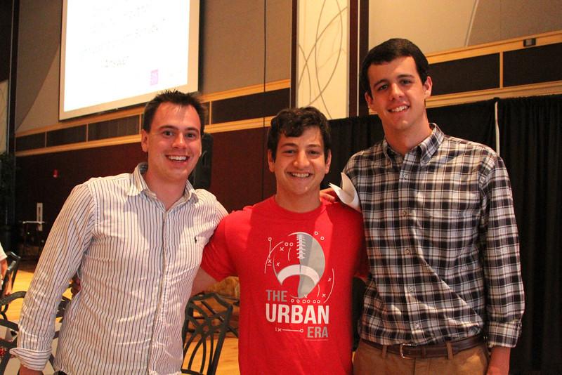 2012 Urban Meyer Town Hall Meeting