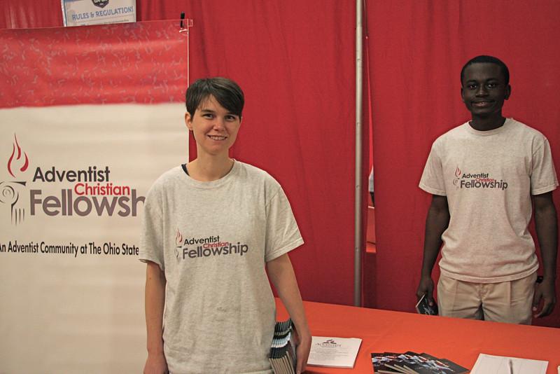 2012 Winter Involvement Fair